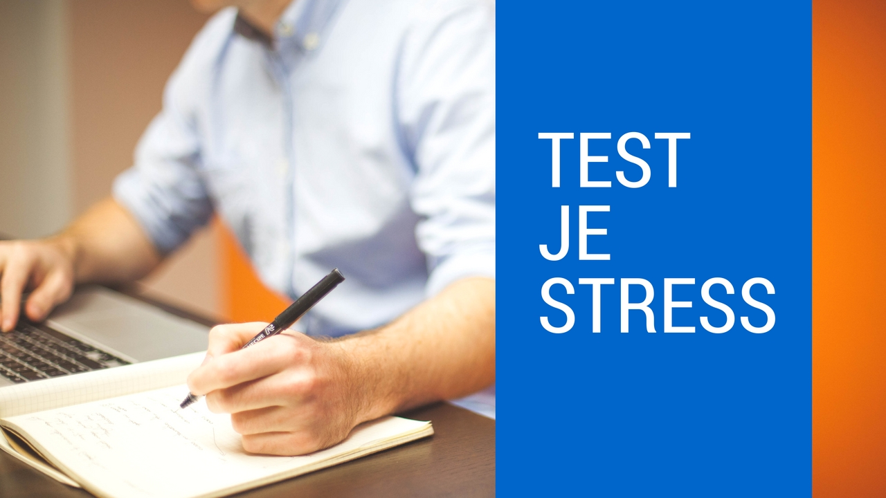 Stresstest: test je stress StressCentrum.nl