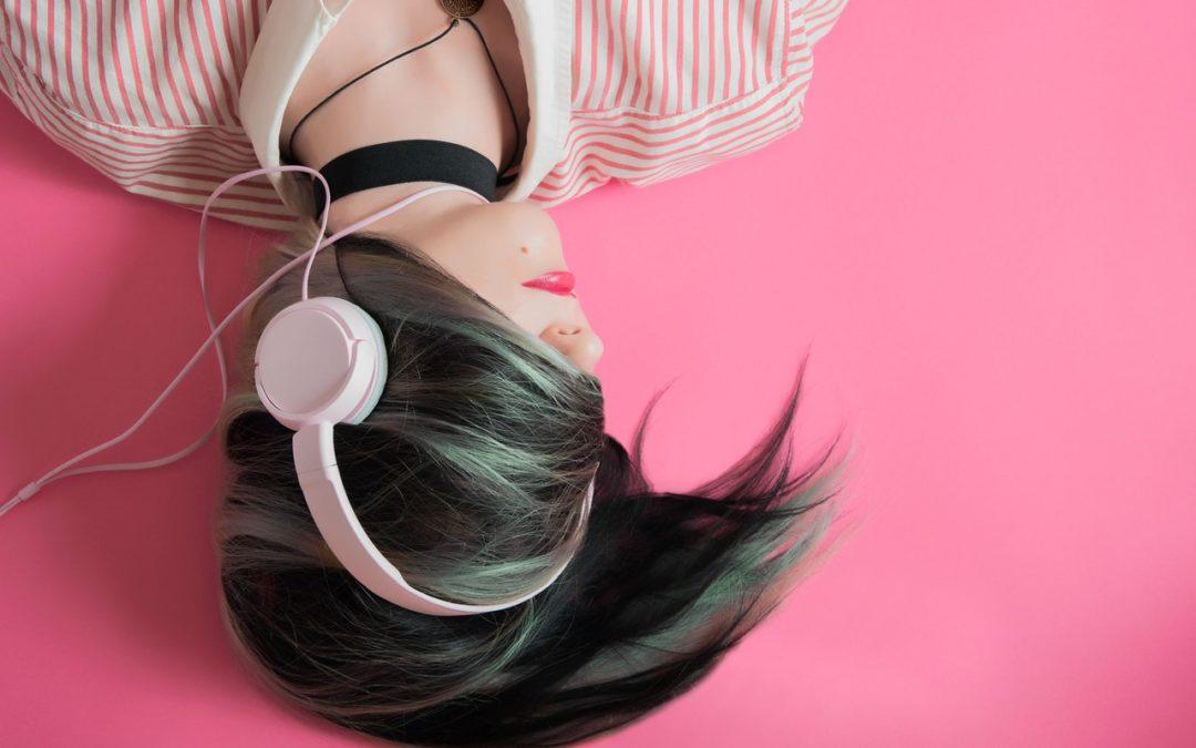 Muziek tegen stress
