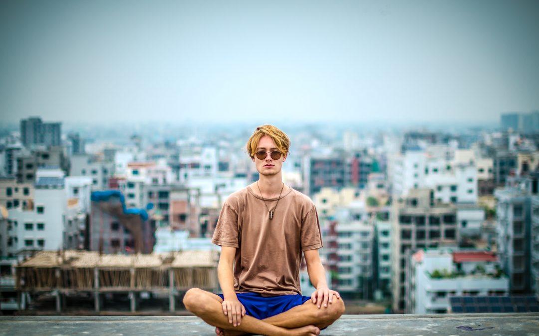 Hoe helpt Yoga bij stress?